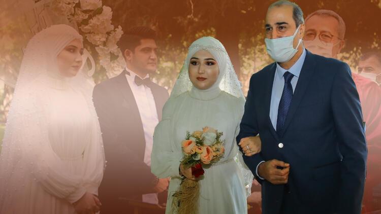 Hayali gerçekleşti! Şehit kızı Kübra'dan yürek yakan sözler
