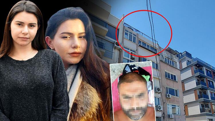 İzmir'de terastan düşmüştü! Şüpheli olay hakkında konuştu