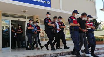 Mersinde PKK/KCK operasyonu: 10 gözaltı