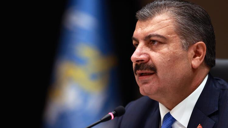 Son dakika haberi: Sağlık Bakanı Fahrettin Koca'dan flaş açıklamalar!