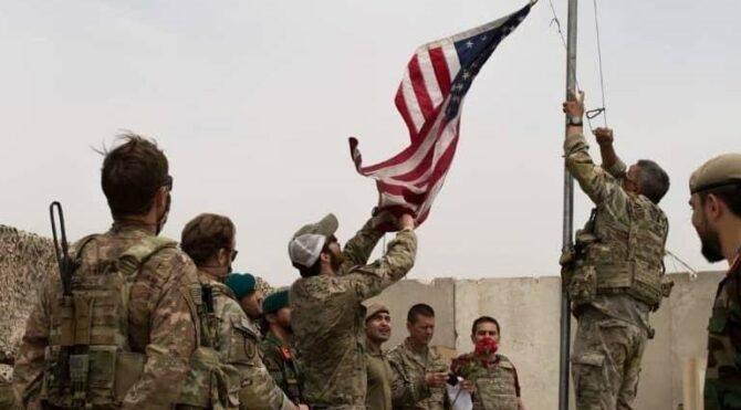 Yüzde 20'si tamamlandı! ABD'nin Afganistan'dan çekiliyor