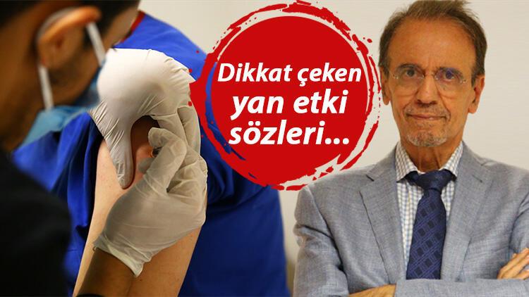 Son dakika: Prof. Dr. Mehmet Ceyhan'dan koronavirüs aşısında kısırlık iddiasına net cevap!
