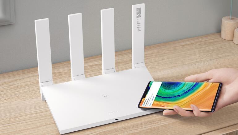 Huawei WiFi AX3 incelemesi