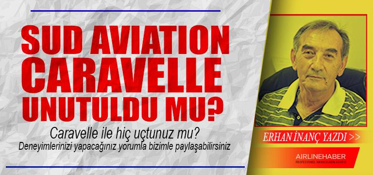 Sud Aviation Caravelle Unutuldu mu?
