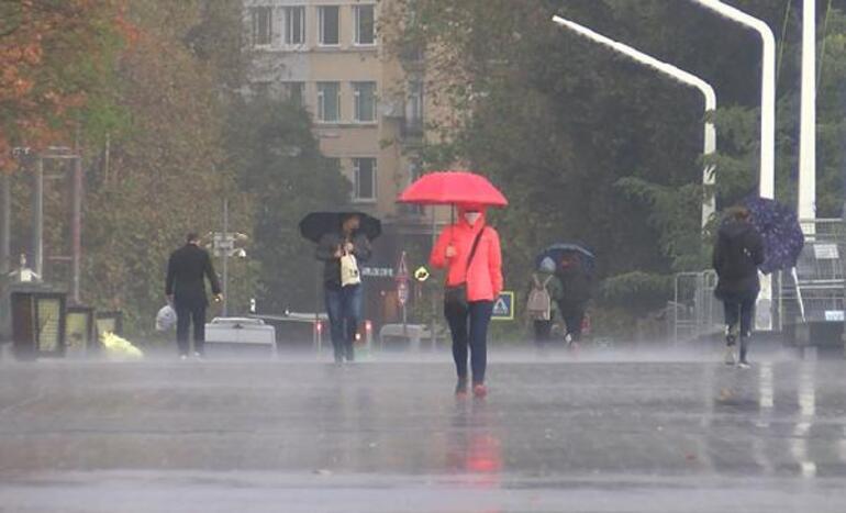 Haziranda yağış devam edecek mi Temmuz ayı için sıcaklık ve dolu uyarısı