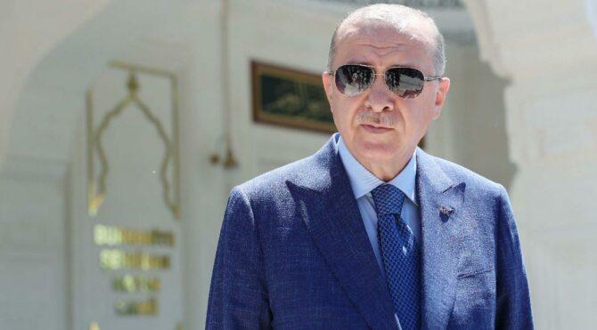 Erdoğan: Bir turist atağı inşallah başlayacak