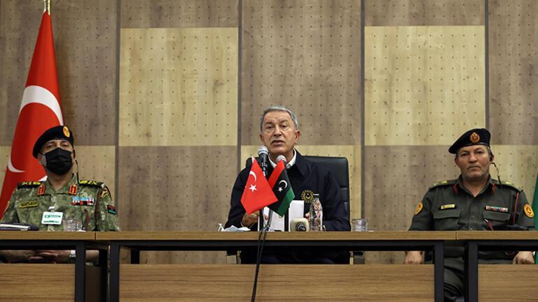 Son dakika: Bakan Akardan Libya açıklaması