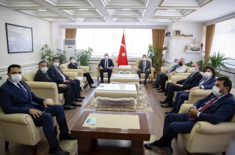 """Bakan Gül: """"Sinop Adliyesi genişletilecek""""   SON TV"""