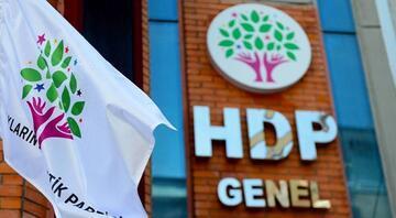 Yargıtaydan HDPye 2nci kapatma davası