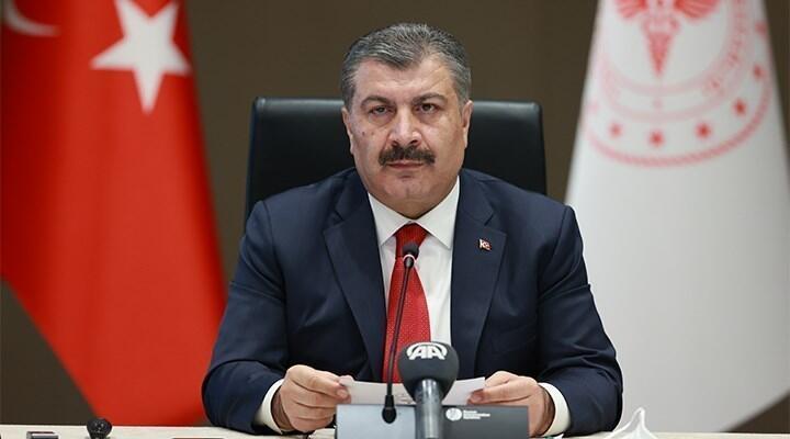 Son dakika haberi: Sağlık Bakanı Fahrettin Koca açıkladı! 35 yaş üstü yarın itibarıyla aşı yaptırabilecek