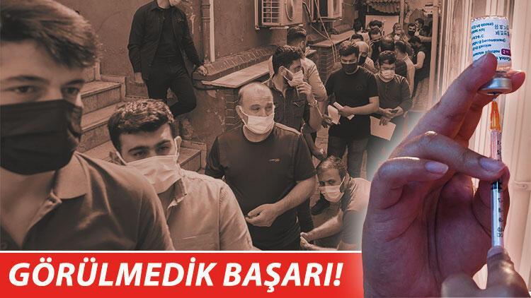 Son dakika haberi: Sağlık Bakanı Fahrettin Koca açıkladı! Aşılamada yeni dünya rekoru