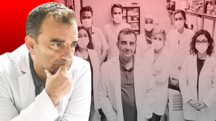 Turkovac'ın kahramanı ilk kez Hürriyet'e konuştu: Virüs tanıdıktı