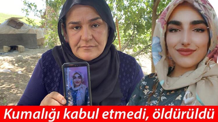 Kumalığı kabul etmeyince öldürüldü! Emine Karakaş'ın annesi konuştu: 'O katili bulun'