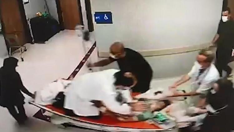 Yalova'da hayat kurtaran müdahaleyi yapan doktor konuştu