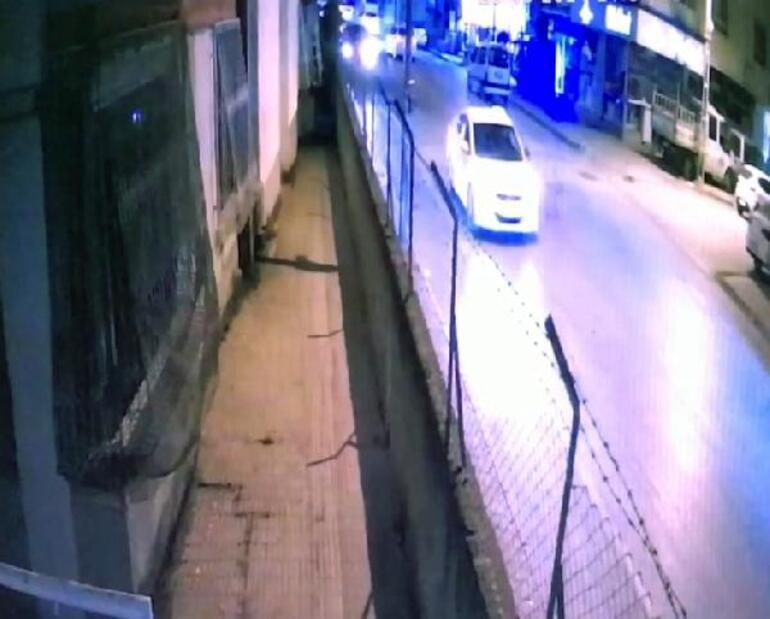 Taksiciyi kurşun yağmuruna tuttu İfadesi pes dedirtti