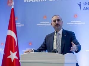 Adalet Bakanı Gül'den Anayasa Yapımında Uzlaşı Açıklaması   SON TV