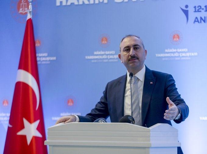 Adalet Bakanı Gül'den Anayasa Yapımında Uzlaşı Açıklaması | SON TV