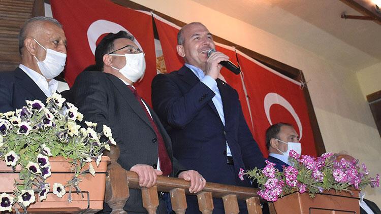 Bakan Soylu: 'Erdoğan'ın bugün oluşturduğu Türkiye'si, yarına çok daha güçlü kalacak'