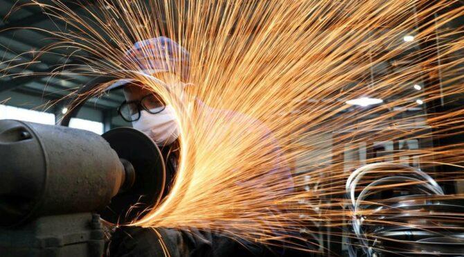 Çin'de üretici enflasyonu 13 yılın zirvesine yükseldi