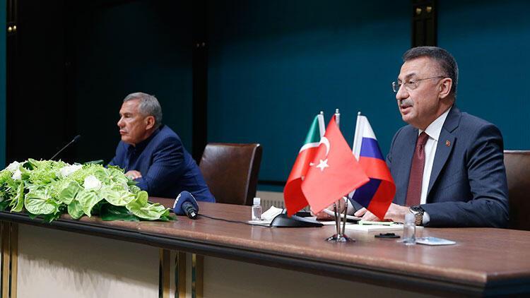Cumhurbaşkanı Yardımcısı Oktay: 'Türkiye, uluslararası yatırımcılar için güvenli bir limandır'