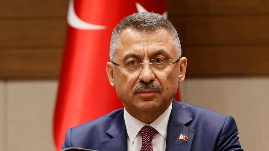 Cumhurbaşkanı Yardımcısı Oktay'dan çiftçilere 'tarım desteği' çağrısı