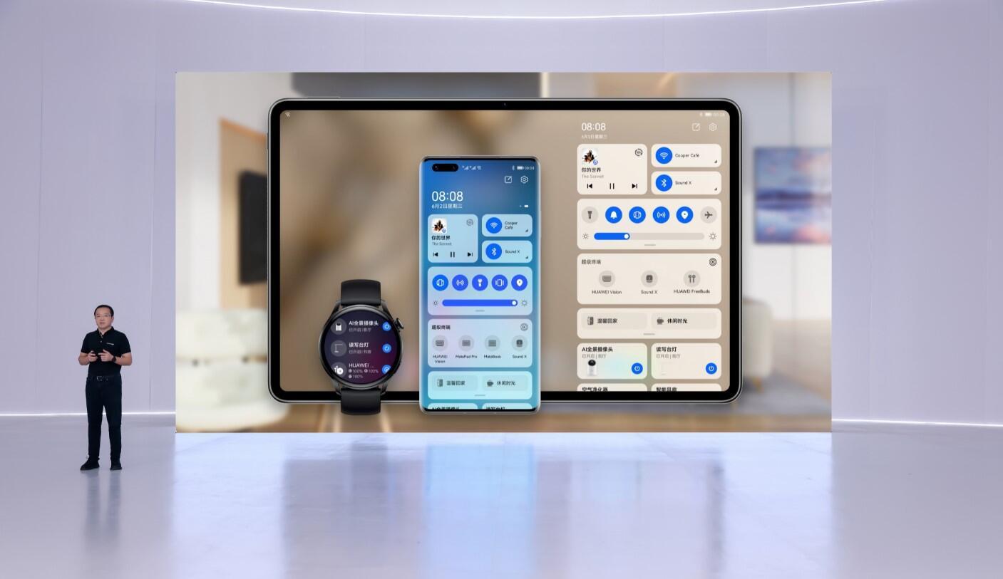HarmonyOS 2.0 işletim sistemli yeni Huawei ürünleri tanıtıldı