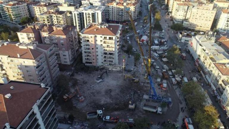 İzmir depreminde Rıza Bey Apartmanında 36 kişi hayatını kaybetmişti... Flaş gelişme