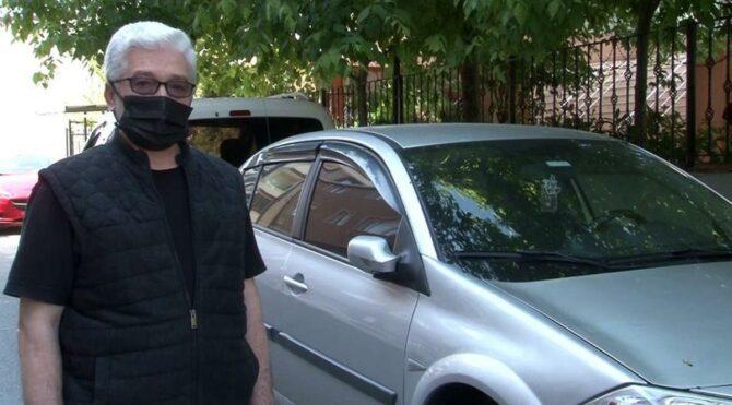 Satın aldığı aracın önü 2007, kaputu 2008, arkası 2009 model