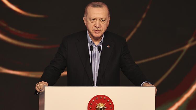 Son dakika... Cumhurbaşkanı Erdoğan: PKK ve DEAŞ'a karşı varlık gösteren ilk ülke biz olduk