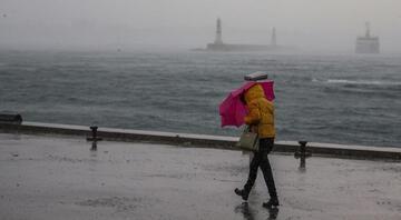 Meteorolojiden İstanbul için sarı uyarı Saat verildi