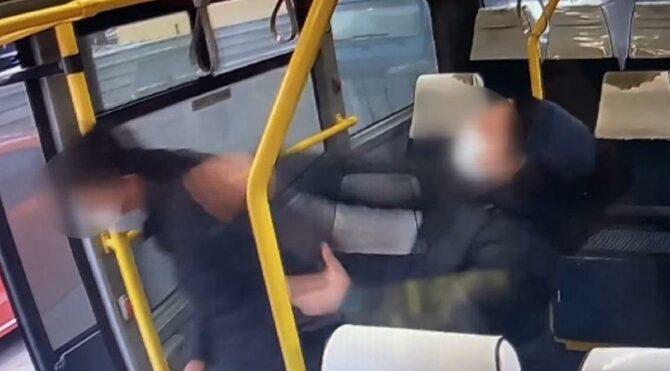 Tacizden 2 yıl ceza aldı; minibüste iğrenç görüntüleri ortaya çıktı