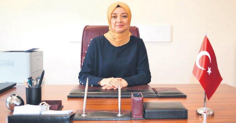 Türkiye'nin ilk başörtülü BAM Daire Başkanı | SON TV