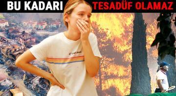 Manavgat Marmaris Bodrum Adana Osmaniye Mersin Kayseride orman yangını... Kimin işi