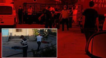 Konyada katliam Evi basıp 7 kişiyi öldürdüler... Bakan Soyludan ilk açıklama