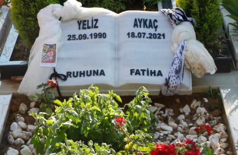 Henüz 2 buçuk yaşındaydı... Beliz Aykaç annesiyle aynı mezara defnedildi