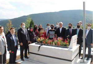 Şehit Cumhuriyet Savcısı mezarı başında anıldı | SON TV
