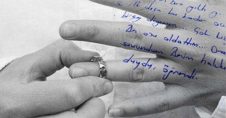 Aldatan kadını günlüğü ele verdi! Kocası satır satır okudu... - SON TV