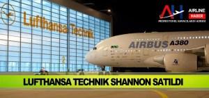 Lufthansa Technik Shannon satıldı