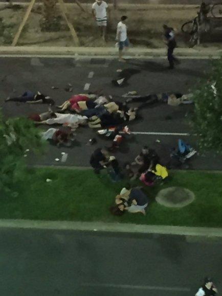 Fransa'nın Nice Kentinde Terör Saldırısı - 75 Ölü
