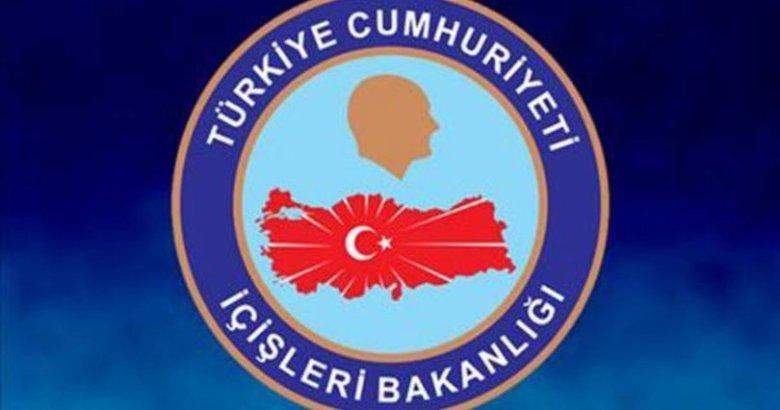 İçişleri Bakanlığı'ndan karantina açıklaması: o bölgeler'de karantina sona erdi