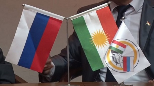 Büyükelçilikten Rusya'daki Kürtlere flaş çağrı