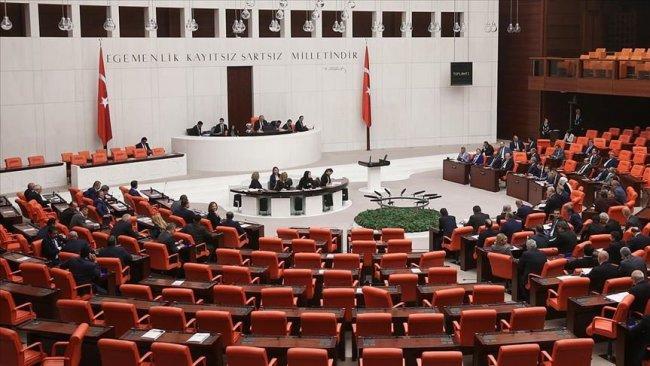 """CHP ile AKP arasında Meclis'te çok sert tartışma! """"Hodri Meydan!"""""""