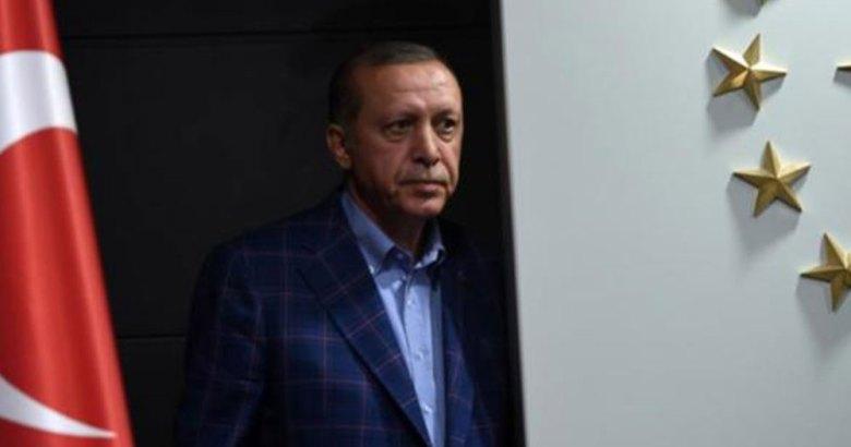Rize'de Erdoğan'ı tehlikeye sokan olay