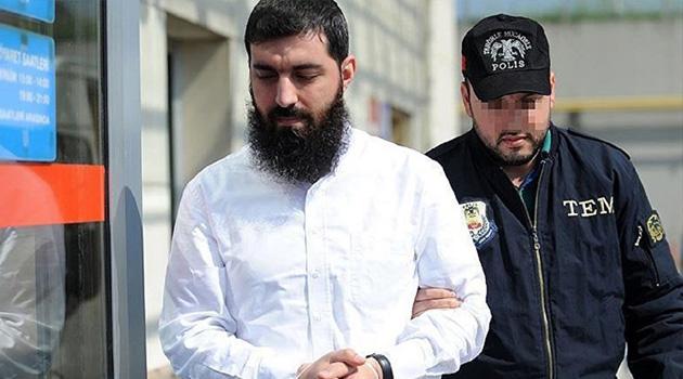 Tahliye Kararı verilen IŞID Türkiye sorumlusu cezaevin'den çıkamadan yeniden tutuklandı