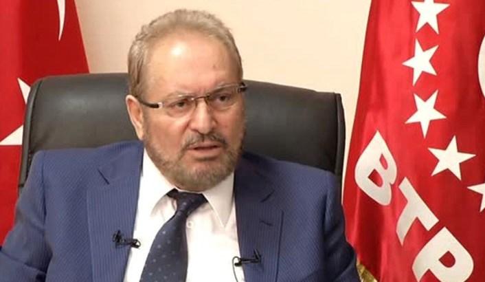 O partinin genel başkanı Koronavirüs nedeniyle yoğun bakıma alındı