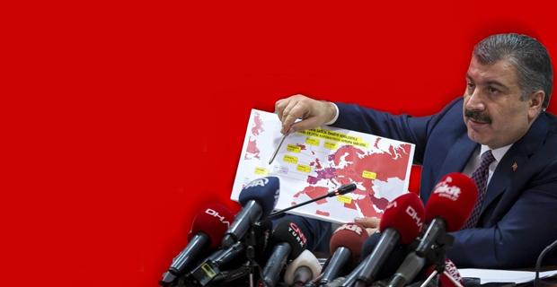 Sağlık Bakanı açıklama yapıyor: 'Başarımızın 3 sırrı var' dedi ve açıkladı