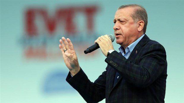 Erdoğan'dan HDP ve PKK açıklaması