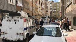 Diyarbakır'da Sokak ortasında silahla tarandılar