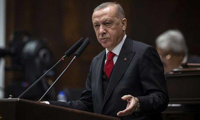 Erdoğan: Cumhurbaşkanlığı seçimini…