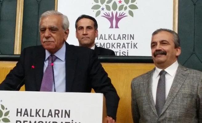 Ahmet Türk'ten flaş açıklama: sırrı'yı hayretle karşıladım